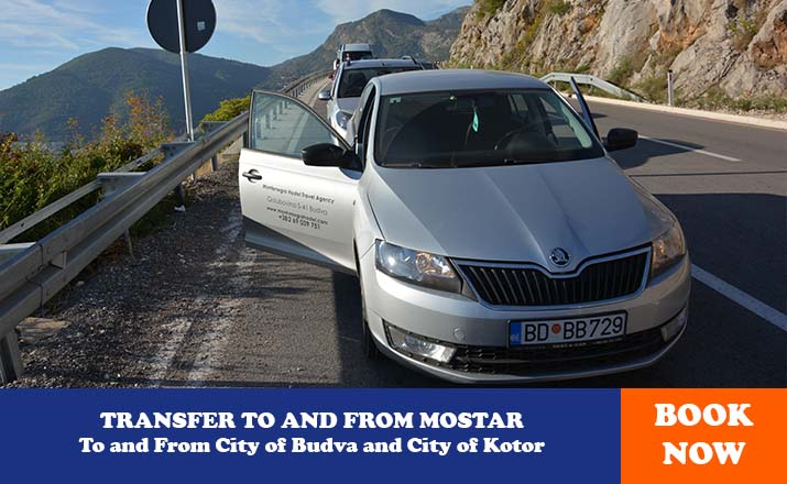 TRANSFER TO AND FROM MOSTAR