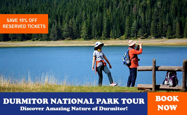 durmitor national park tour