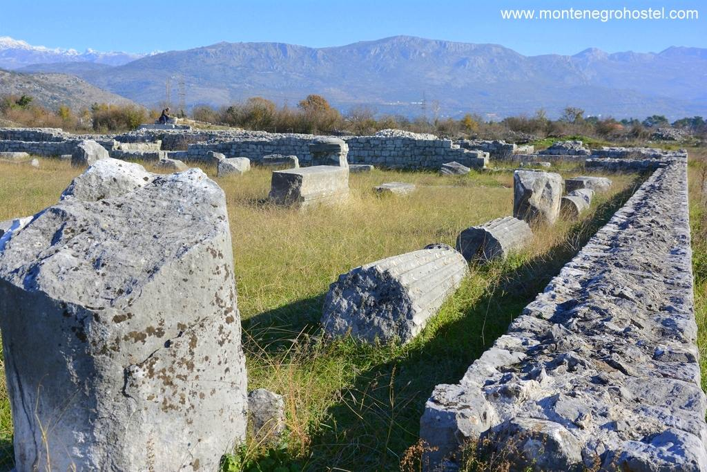 m Doclea ancient city near Podgorica 001