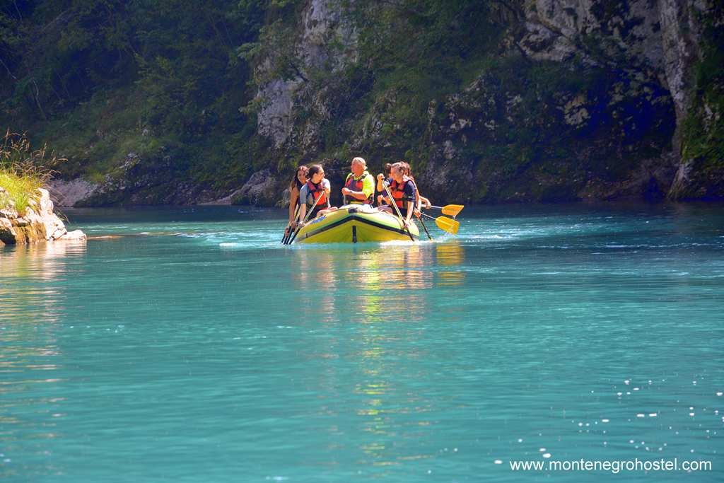 m Rafting in River Tara Canyon 24