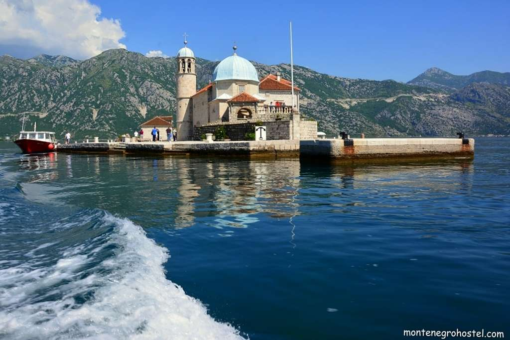m Speed Boat Tour Kotor Boka Bay Lady of the Rock 11