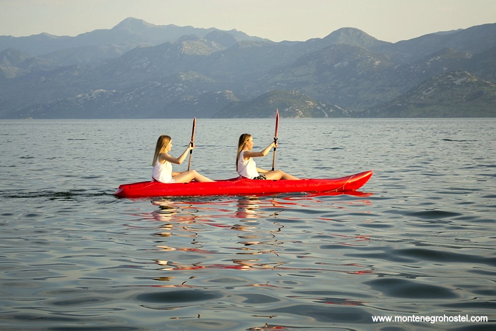 m Kayaking on Skadar Lake in Montenegro 001