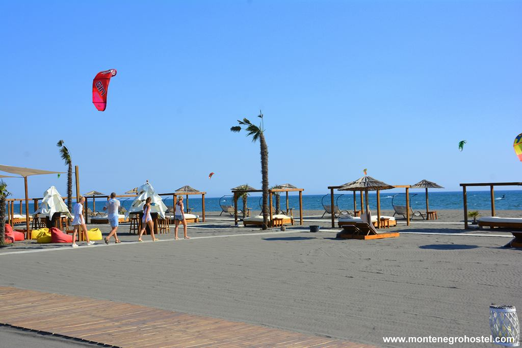 m Grand Beach Ulcinj