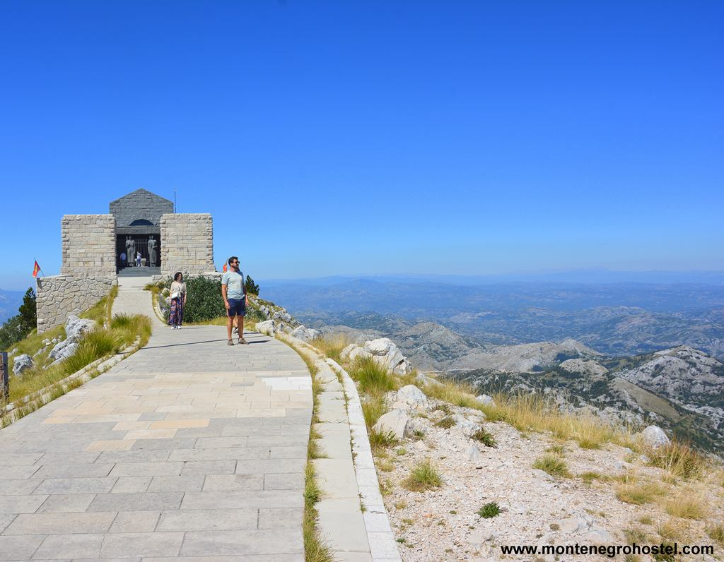 m Lovcen National Park