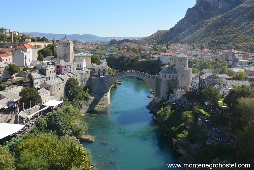 m Old Town Mostar