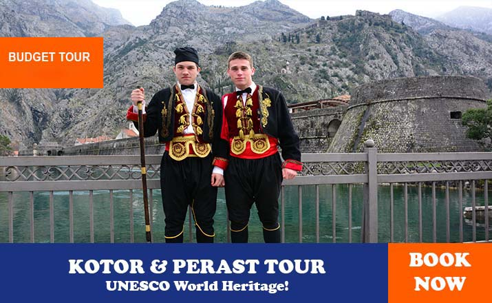 kotor and perast tour