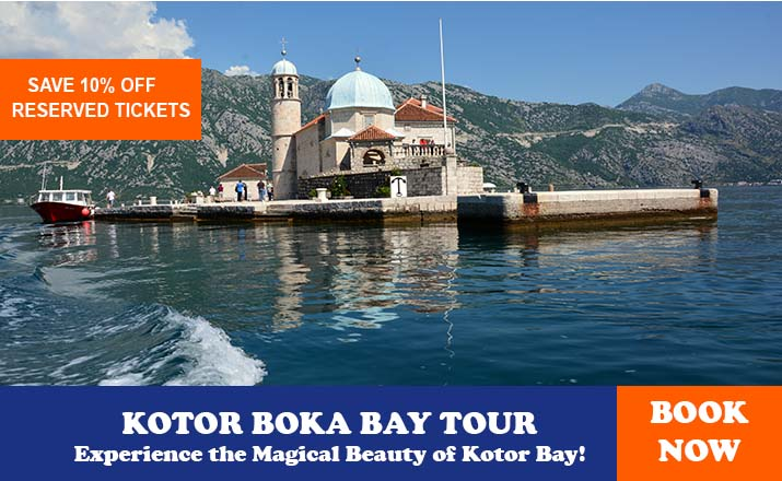 kotor boka bay tour